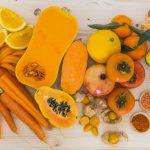 β(ベータ)カロテンを多く含む食品と添加物としての効果