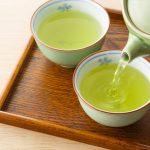 緑茶の効能と効果