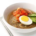 韓国冷麺と盛岡冷麺って何が違うの?具材の違いや気になるカロリーについて