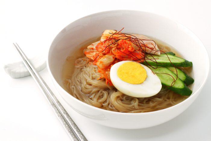 原料 冷 麺