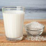 ライスミルクの味はまずい?ライスミルクの栄養と効果について