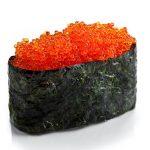 寿司のとびっこはどんな魚の卵?栄養やカロリーについても
