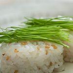 寿司でにぎりにすると美味しい芽ネギの食べ方、味について