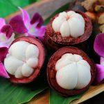 世界三大美果マンゴスチンの食べ方や味は?旬やどこで購入できるかリサーチ!