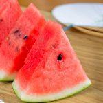 夏にシャキっと瑞々しいスイカの栄養や効能・カロリーなど大公開